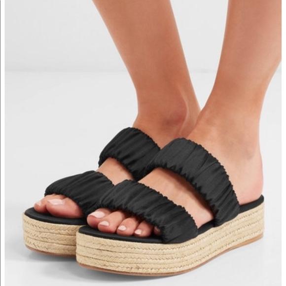 lower price with latest buy cheap MERCEDES CASTILLO Shoes | Yolanda Satin Platform Sandal | Poshmark